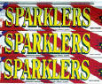 TNT Sparklers