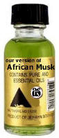 African Musk Body oil .5oz
