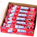 Airheads Taffy Cherry Candy Taffy 36ct