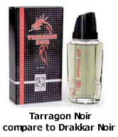 Drakkar Noir Cologne - Euoropean American Design Version