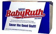 Baby Ruth Candy Bar 24ct Box