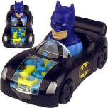 Batman Car Gumball Dispenser