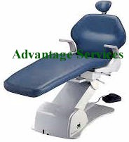 Belmont X-calibur Dental Chair Scuff Toe Cover