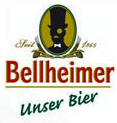 Bellheimer Bellheimer German Beer Stein 14oz - Bellheimer German Beer Glass 14oz