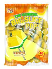 Big Slice Pineapple Pops 48ct