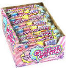 Cry Baby Cotton Candy Bubble Gum 36ct