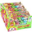 Cry Baby Original Sour Bubble Gum 36ct