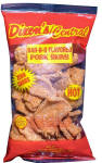 Central Snacks Hot BBQ Pork Skins 1.5oz-12ct
