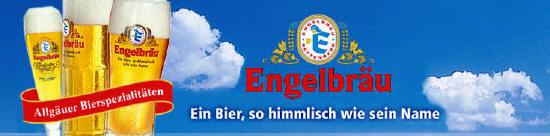Engelbrau German Beer Stein - Engelbrau German Beer Glass 14oz