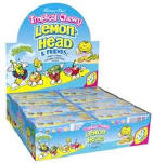 Chewy Tropical Candy 24ct - Ferrara Pan Candy
