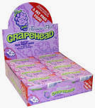 Grapehead Candy 24ct - Ferrara Pan Candy