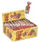 Flat Top Pop Candy Taffy 48ct