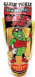 Van Holten's Garlic Joe Pickle 12ct