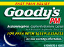 Goody's PM Powers 12/6ct