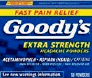 Goody's Original Headache Powers
