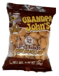 Grandpa John's Regular Tender Pork Cracklin 1.75oz-12ct