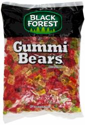 Black Forest Gummi Bears 5 lb Bag