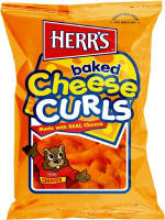 Herr's Cheese Curls 1oz bags