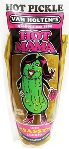 Van Holten's Hot Mama Pickle 12ct