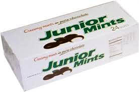 Junior Mints 24ct display box - 1.84oz each box