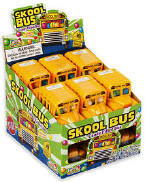 Kidsmania School Bus Candy 12ct