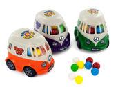 Kidsmania Happy Van Candy 12ct