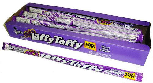 Laffy Taffy Apple Rope Candy 24ct