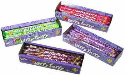 Laffy Taffy Grape Rope Candy Taffy 24ct