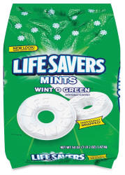 Life Savers Wint O Green 41oz Bag