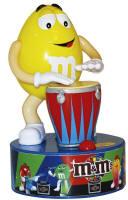 M & M Bongo Drummer Rock Stars Dispenser