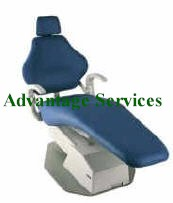 Marus DC 1535 Dental Chair Scuff Toe Cover