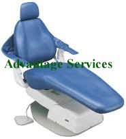 Marus DC 169 Dental Chair Scuff Toe Cover
