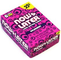 Now and Later Wildberry 24ct