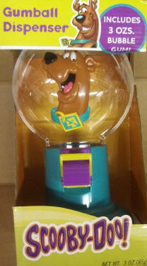 Scooby-Doo Gumball Dispenser