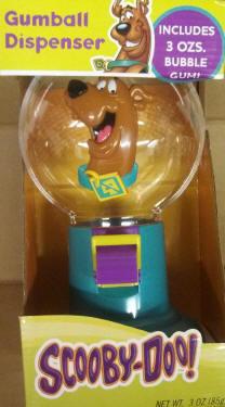 Scooby-Doo Gumball Dispenser