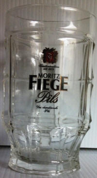 Fiege German Beer Glass 14oz