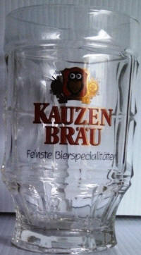 Kauzen Brau Beer Glass 14oz