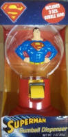 Superman Gumball Dispenser