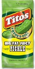 Tito's Kosher Dill Pickle
