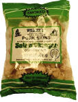 Wallace Salt and Vinegar Pork Skins - Pork Rinds 2.18oz