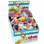 Gummi Sea Critters 60ct Candy