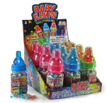 Kidsmania Baby Flash Pop Candy Displays 12ct
