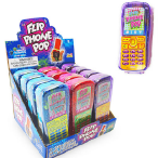Kidsmania Flip Phone Candy Displays 12ct