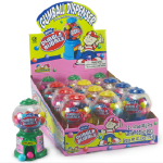 Kidsmania Gumball Dispenser Candy Displays 12ct