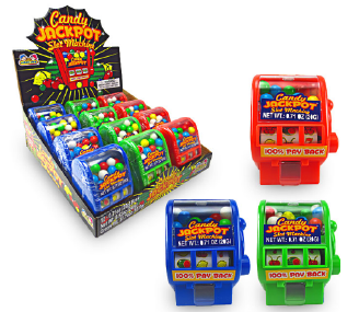 Kidsmania Jack Pot Candy 12ct