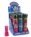 Kidsmania Laser Pop Candy Displays 12ct