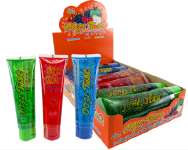 Kidsmania Ooze Tube Candy Displays 12ct