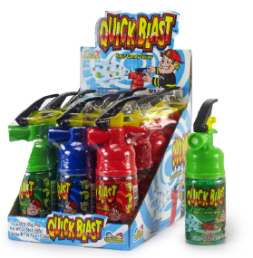 Kidsmania Quick Blast Candy 12ct