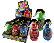Kidsmania Sour Blast Candy Displays 12ct