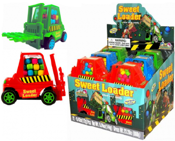Kidsmania Sweet Loader Candy Displays 12ct